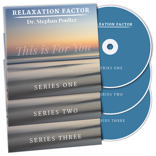 CD-RelaxationFactor-Series-One-Two-Three